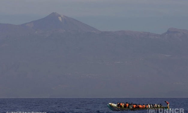 #UNHCR will deploy a team to the Canary Islands to assess refugees arriving by boat