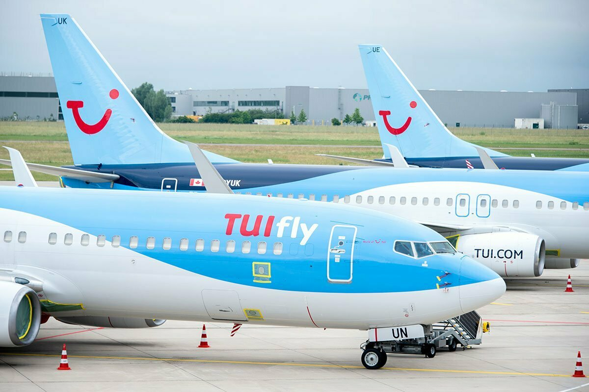 TUI will resume flights to the Canary Islands from Monday