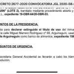 Is the mayor of Mogán planning to evict The Food Project in Arguineguín?