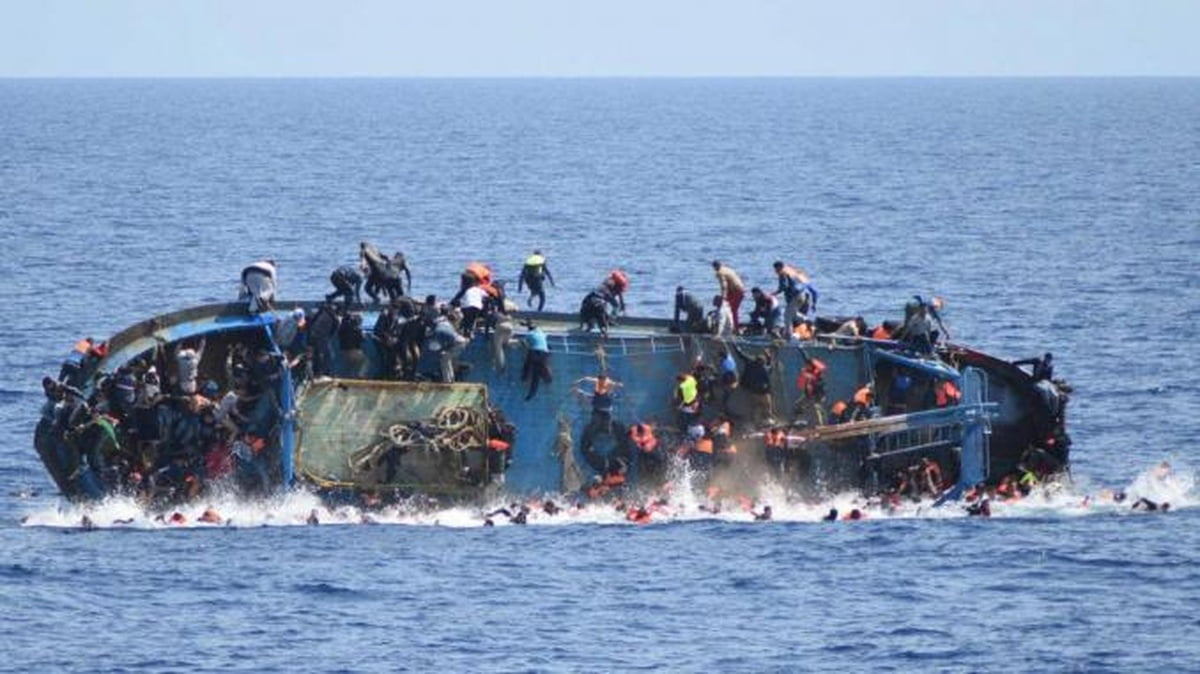 Tragic migrants dying to reach Canary Islands this week