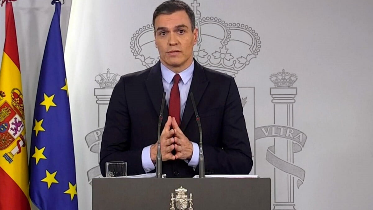 Government of Spain and Prime Minister met today to suggest regional lockdowns, and military trackers and tracers