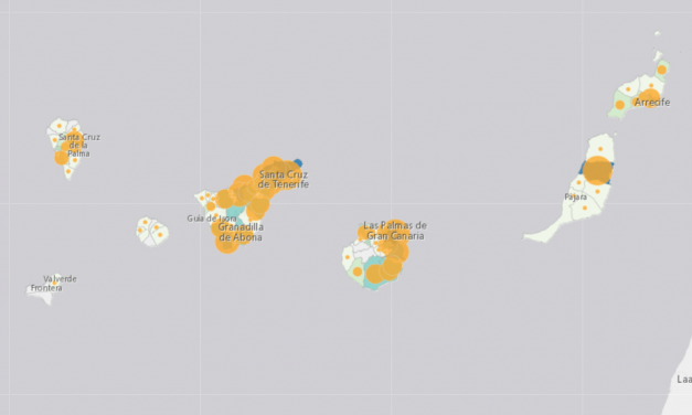 More than half of the 421 Canary Islands active cases are now on Gran Canaria