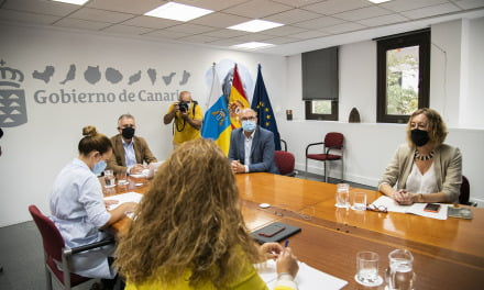 The Canary Islands appeal to the Spanish State and Europe allocate more resources to attend to migration