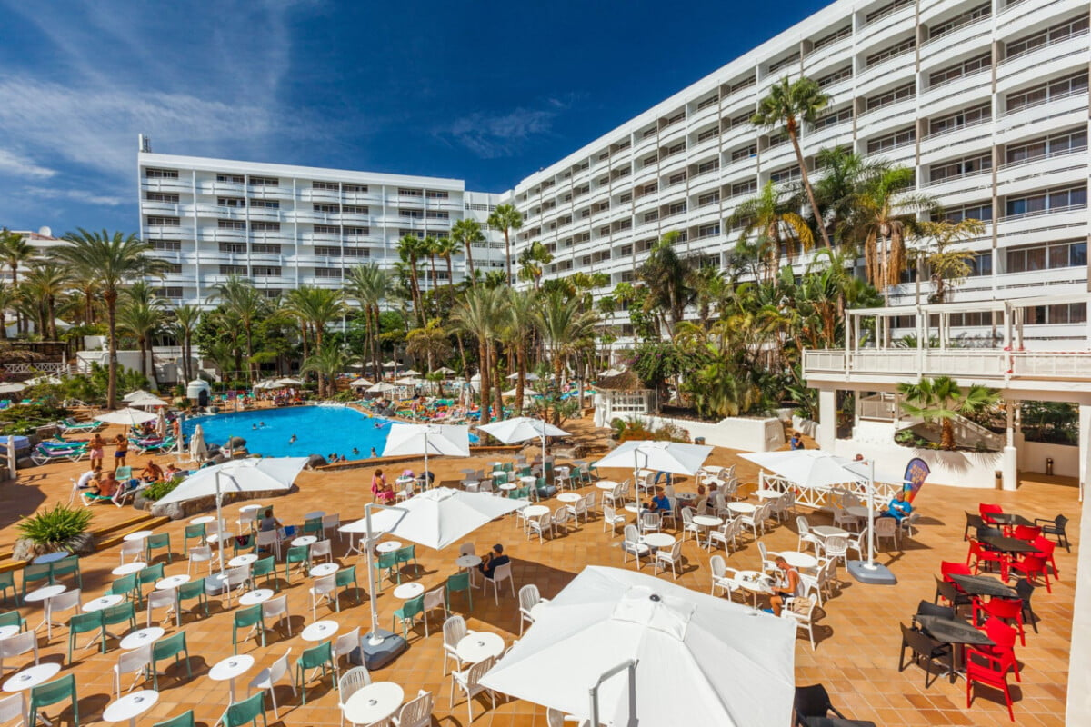 Lopesan closes four hotels but most stay open on Gran Canaria