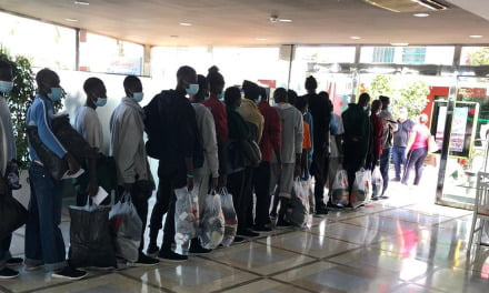 Hoteliers on Gran Canaria offer temporary accommodation for irregular migrants