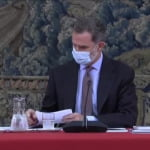 King Felipe VI of Spain will isolate for 10 days following COVID-19 close contact