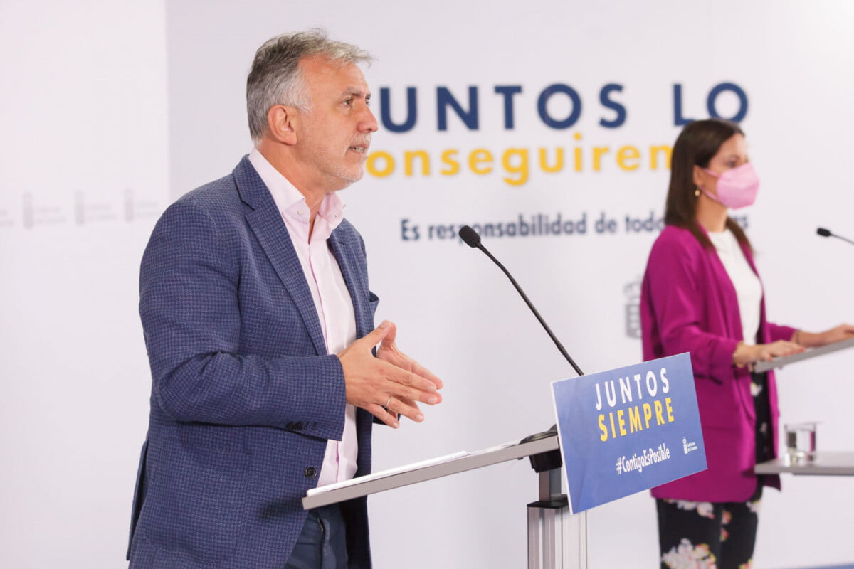 The Canary Islands working with Madrid to include antigen tests before December 2