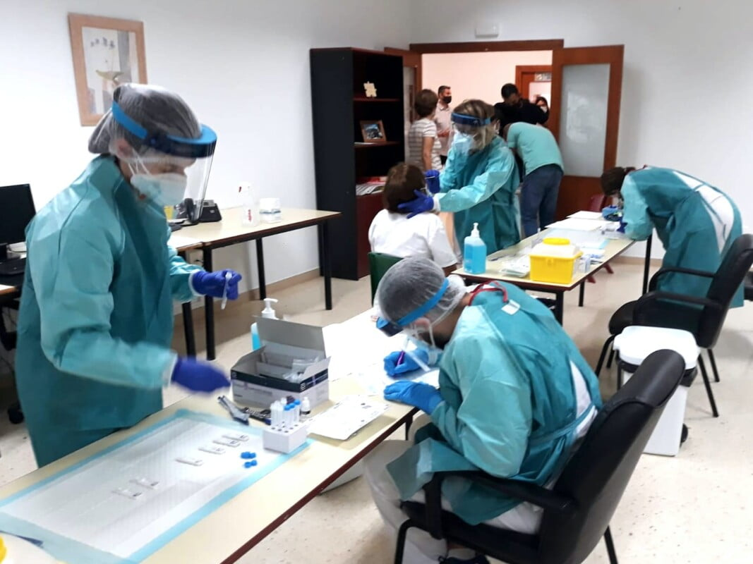 Rapid antigen tests to be authorised by Canary Islands for visiting tourists