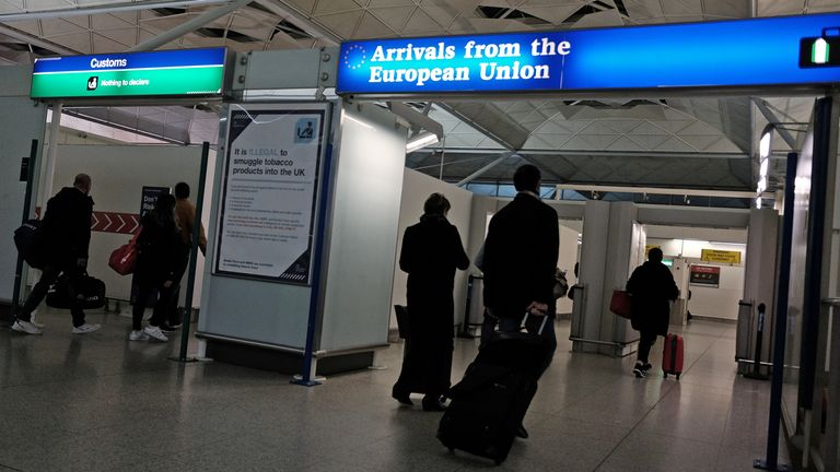 Europe now recommends no systematic testing or mandatory quarantines on travellers