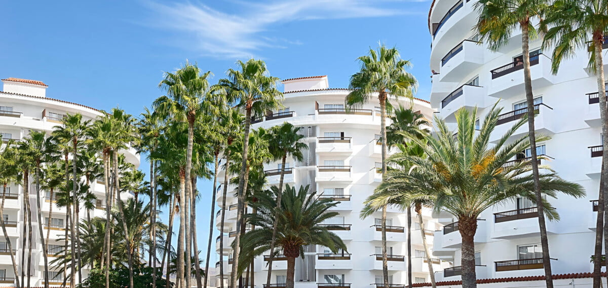 22-year-old migrant found dead at hotel in Playa del Inglés on the south of Gran Canaria