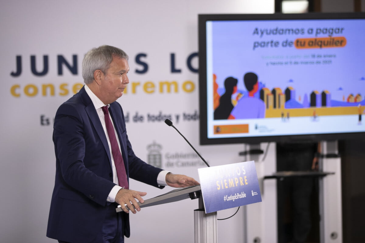 €17.5m Canary Islands Rental Assistance aid package announced, accepting applications only until March 5