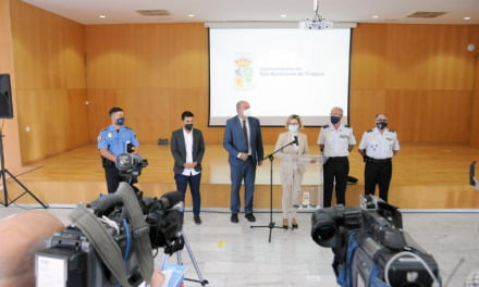 Government of Spain and Southern Mayor Conchi discuss security fears expressed on the south of Gran Canaria, and agree an increase in resources for the area