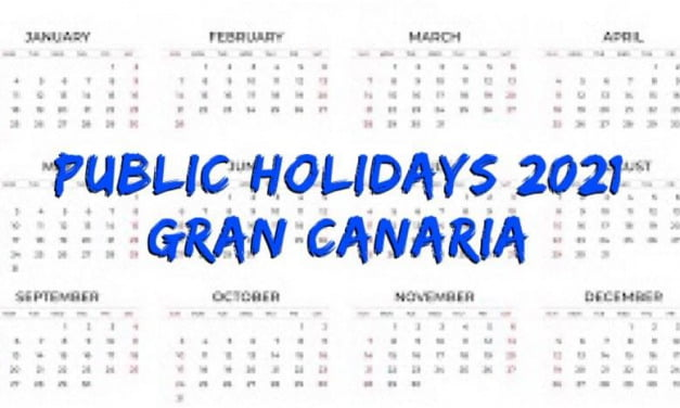 Gran Canaria Public Holidays 2021 – The Canary Guide