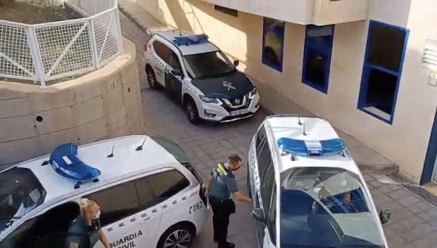 Four defendants jailed on remand without bail accused of an alleged sexual assault on the south of Gran Canaria