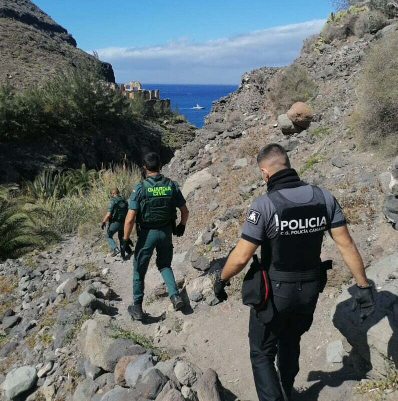 GüïGüí Mushroom Party: Guardia Civil and Policia Canaria launch joint operation to catch beach partiers high on hallucinogenic fungi, and without masks
