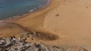 environmental pollution and the battle to control Tauro Beach