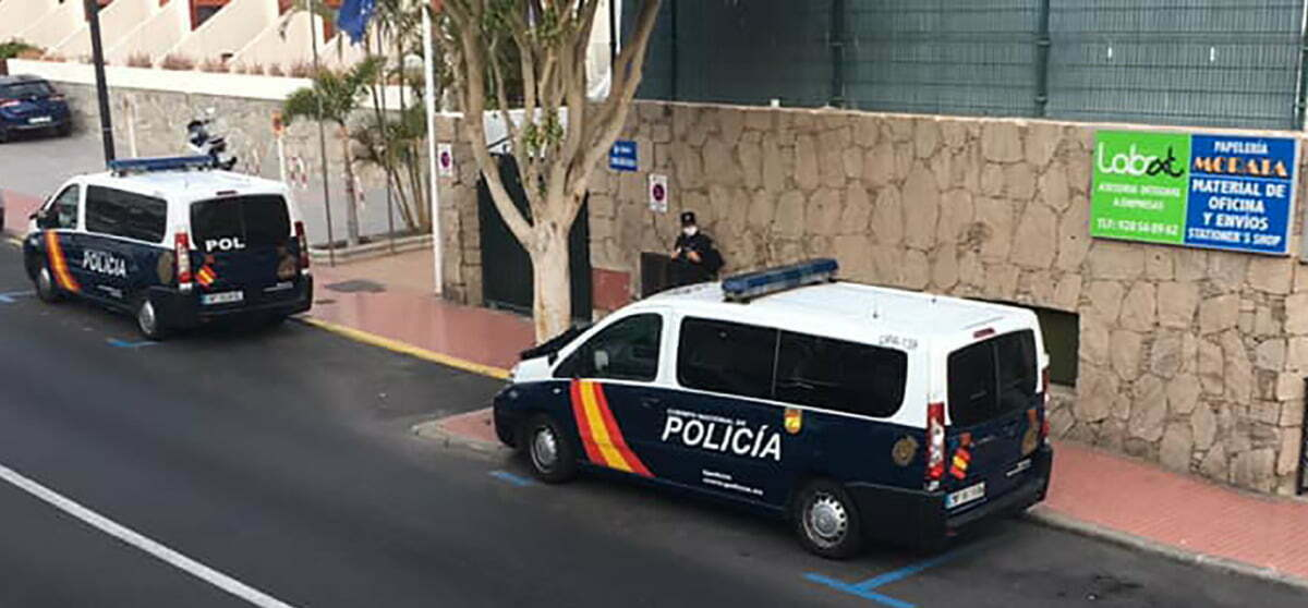 Nearly 50 arrests as part of Gran Canaria Policia Nacional investigation against people trafficking to The Canary Islands