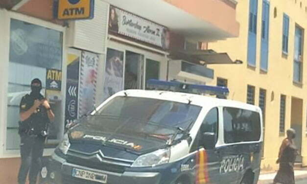 Exclusive: Spanish police raids in Puerto Rico de Gran Canaria and Arguineguín, with Europol, result in at least 15 people detained suspected of people trafficking