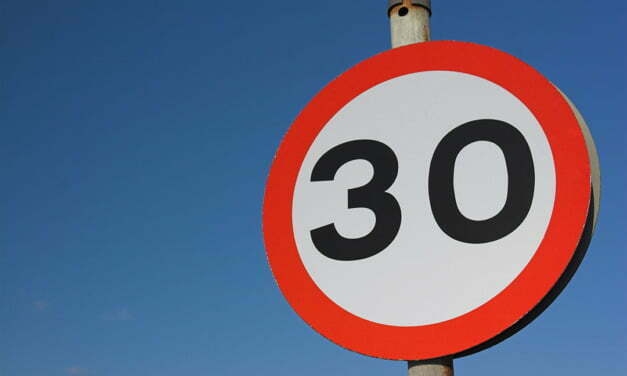 Next Tuesday new Spanish speed limits are due to come into force