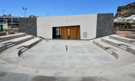 Playa de Mogán recreational park inaugurated on site that spent 25 years vacant
