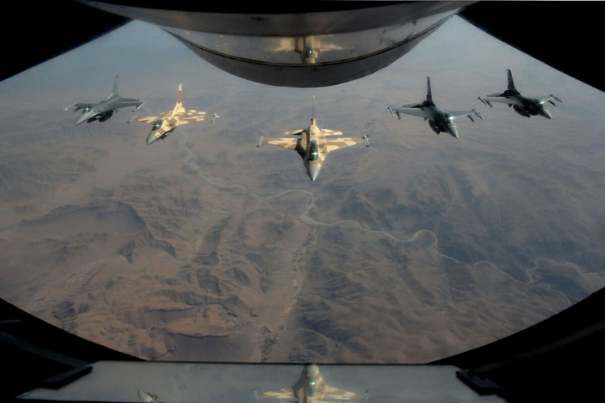 Massive US military deployment planned for African Lion exercises with Morocco in Western Sahara