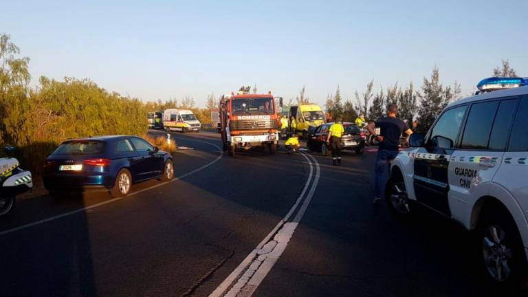 Reckless driver who killed an innocent man in a crash, claims the fault was not his but the Guardia Civil who were chasing him