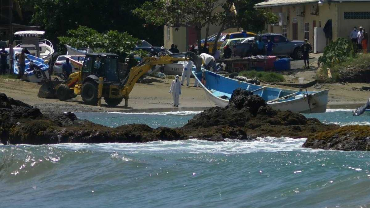 Ghost Boats: A Mauritanian cayuco in the Caribbean highlights those lost on The Canary Route