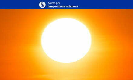 Alert for high temperatures and risk of forest fires declared in Gran Canaria