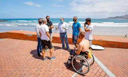 Las Palmas de Gran Canaria opts to become a world surfing reserve