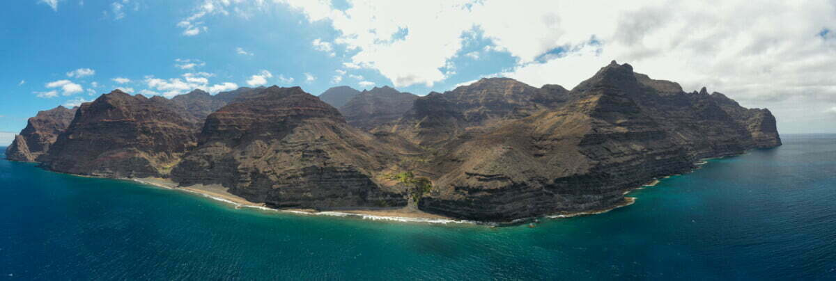 More than 3 million square meters of Güi-Güí is now publicly owned by Gran Canaria