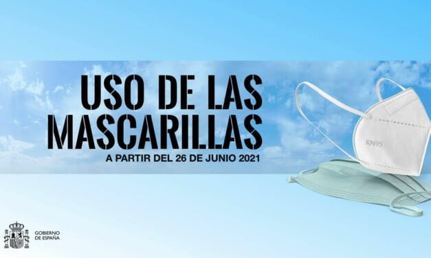 Spain relaxes mask rules in outdoor spaces this Saturday