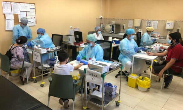 943 new cases: Canary Islands Health Department warn of increasing pressure on ICUs