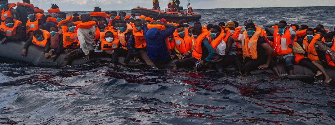 More people have died trying to reach The Canary Islands in open boats this year than in all of 2020