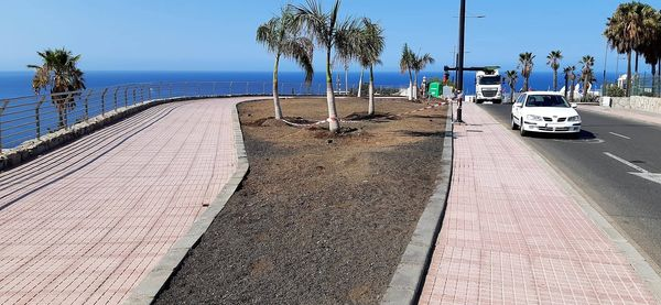 A new playground, fenced dog area and fitness equipment for the upper west-hill area of Puerto Rico de Gran Canaria