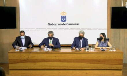TheCanary.TV LIVE: Press Conference – Canary Islands Government meeting [Spanish with English summary below]