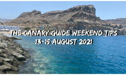 The Canary Guide Weekend Tips 13-15 August 2021