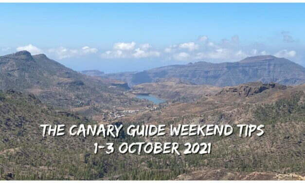The Canary Guide Weekend Tips 1-3 October 2021