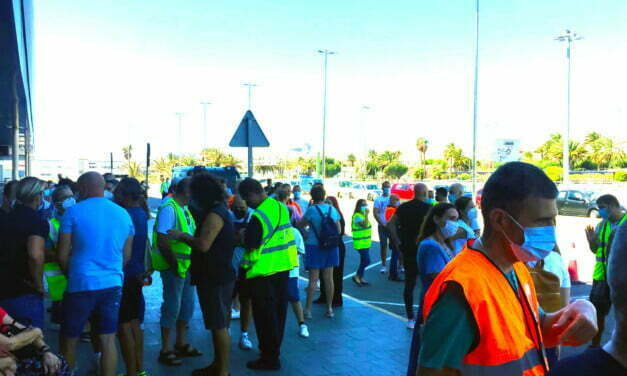 Groundforce baggage handlers' strikes expected at Gran Canaria airport every Wednesday and Saturday until at least September 20