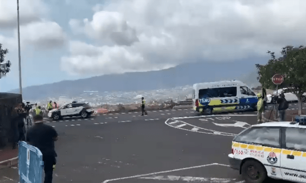 Further evacuations as La Palma eruption intensifies and flights are cancelled