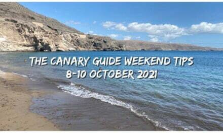 The Canary Guide Weekend Tips 8-10 October 2021